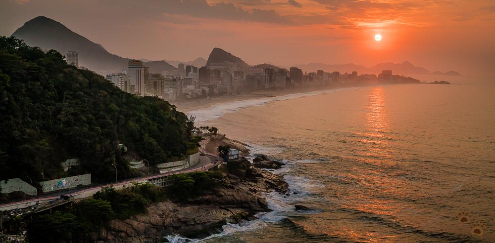 Rio de Janeiro Sunrise