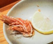 Fried Blue Shrimp Head - Sushi SAM's EDOMATA
