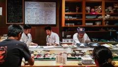 Sushi Bar - Sushi SAM's EDOMATA