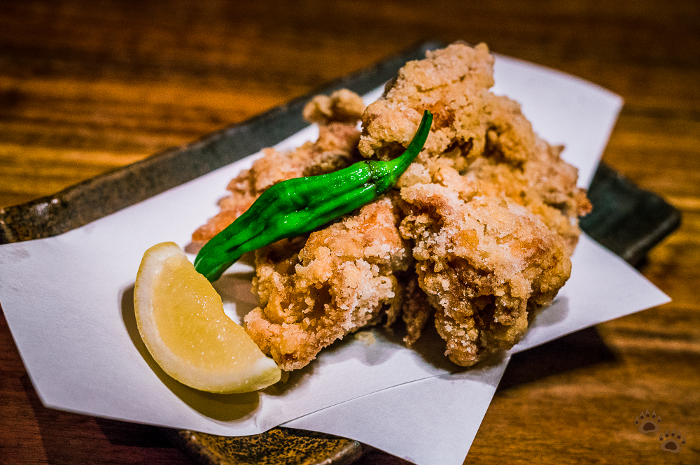Fried Chicken (Kara-age) - Ippuku, Berkeley, CA