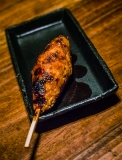 Minced Chicken (Tsukune) Kushi - Ippuku, Berkeley, CA