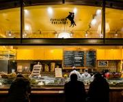 Sidekick Cafe & Milk Bar - Cowgirl Creamery - San Francisco Ferry Building - California