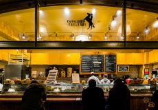 Sidekick Cafe & Milk Bar - Cowgirl Creamery - San Francisco Ferry Building - California