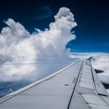 Sky over Maldives